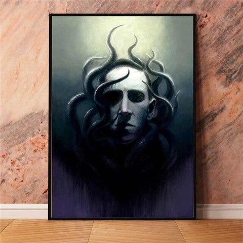 Canvas Lovecraft Tentacules