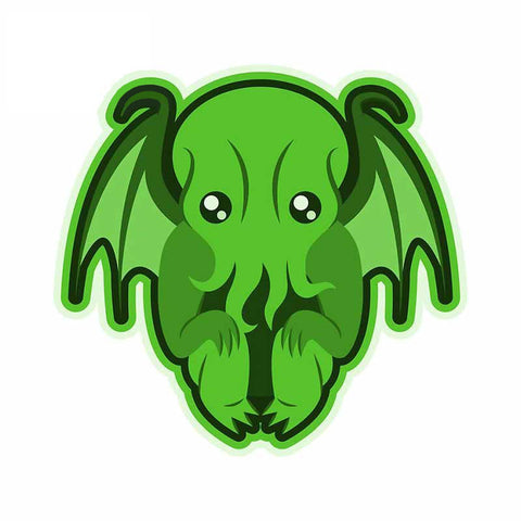 Sticker Cthulhu Cute