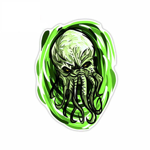 Sticker Cthulhu Incantation