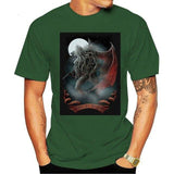 T-shirt Cthulhu Amazon
