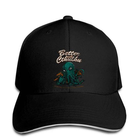 Casquette Better Call Cthulhu