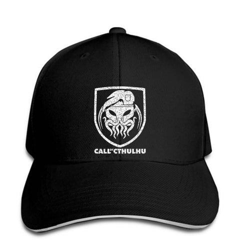 Casquette Call of Cthulhu Commando