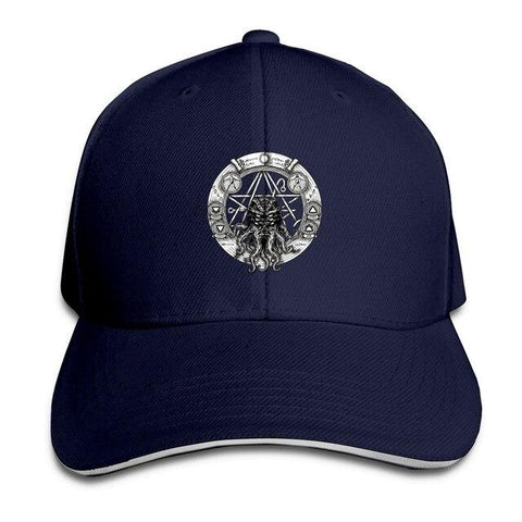 Casquette Cthulhu Divination
