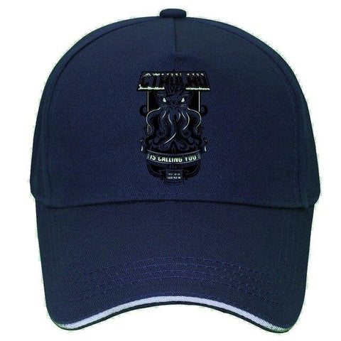 Casquette Cthulhu is Calling You