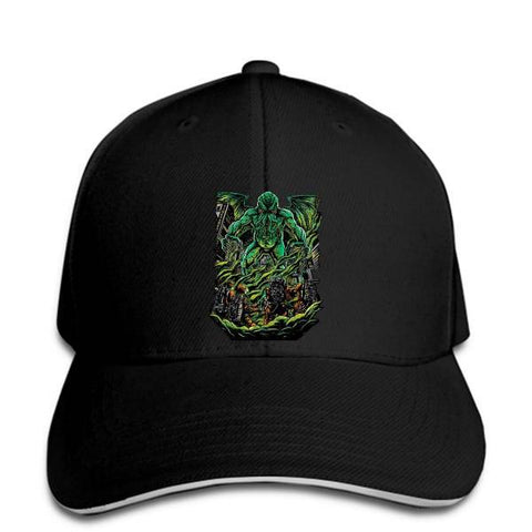 Casquette Cthulhu Mythe