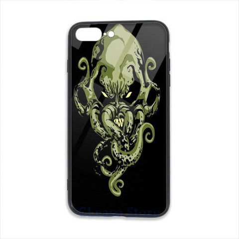Coques Cthulhu Ftaghn! iPhone