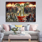 Décoration Murale Cthulhu Culte | cthulhu-boutique