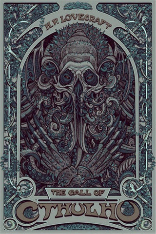 Poster Call of Cthulhu | cthulhu-boutique