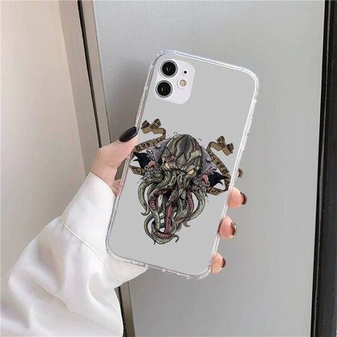 Coque Cthulhu iPhone Terreur