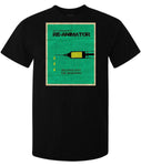 T-shirt Lovecraft Re-animator