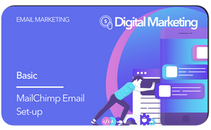 Basic MailChimp Email Set Up