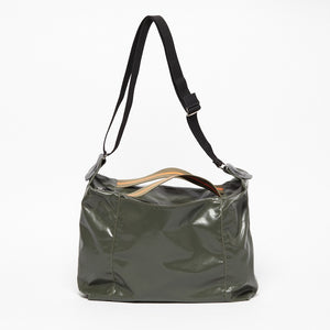 Light Oslo Shoulder Bag Army Kaki