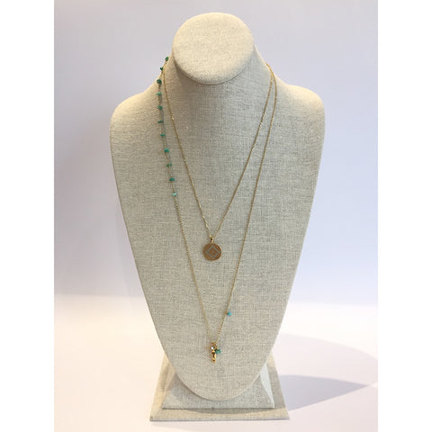 Nirvana Necklace - Amazonite