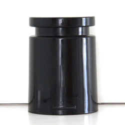 Resin Stool - Black
