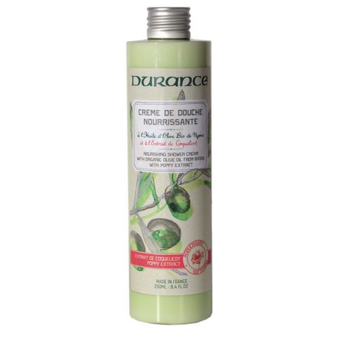 Olive Shower Cream with Poppy Extract