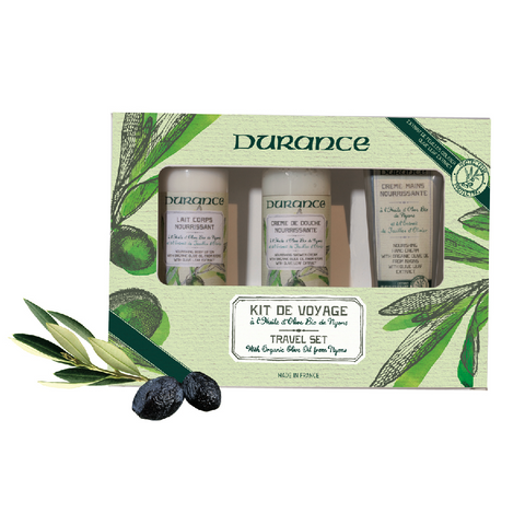 Olive Travel Set