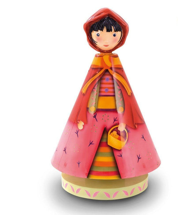 Fireflies Lamp - Little Red Riding Hood