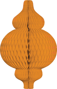 Ornament Decoration Golden Orange