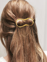 Load image into Gallery viewer, Elif Gold Hair Clip