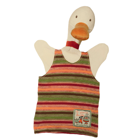 Hand Puppet - Amedee the Duck