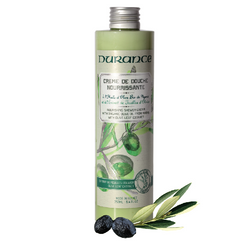 Olive Shower Cream with Olive Extract