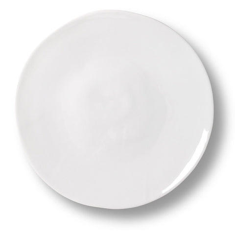 White Porcelain - Large Plate