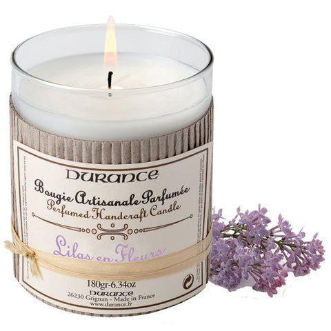 Scented Candle - Lilac Blossom