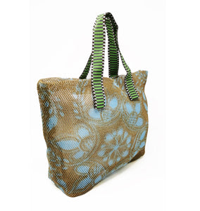 Mesh Tote Bag Small - Olive