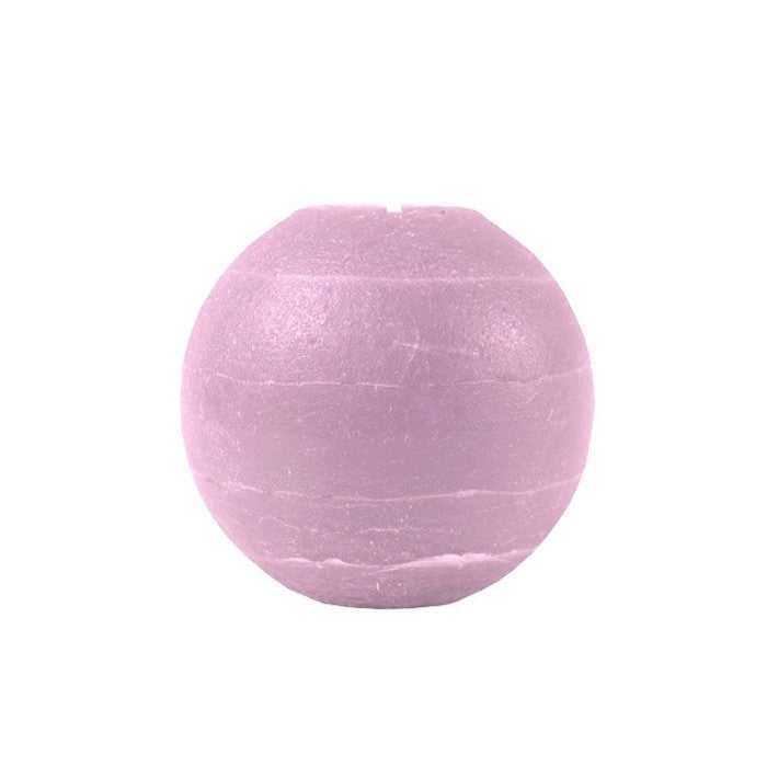 Ball Candle 6.5cm - Lilac