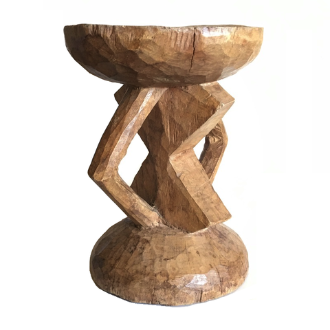 Batonga Stool - Natural