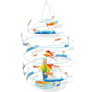 Spiral Mobile - Fisherman Boy