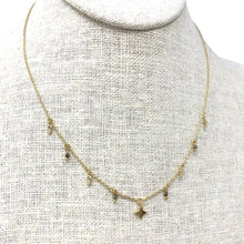 Load image into Gallery viewer, Celeste Necklace Pyrite
