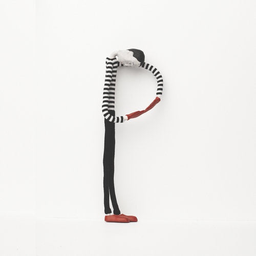 Mister Alphabet Bendable Figurine