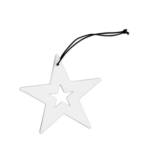 White Star Ornament