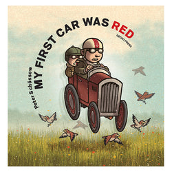 My First Car Was Red Book