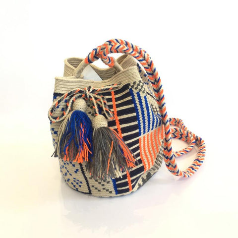 Wayuu Small Bag - 06