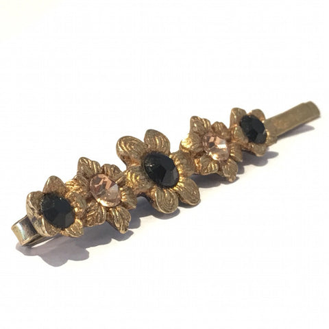 Five Flower Hair Pin