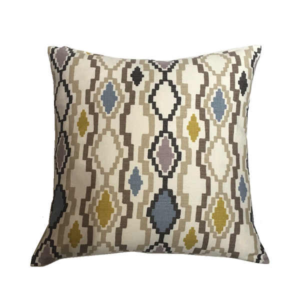 Aztex Linen Cushion - Small Square