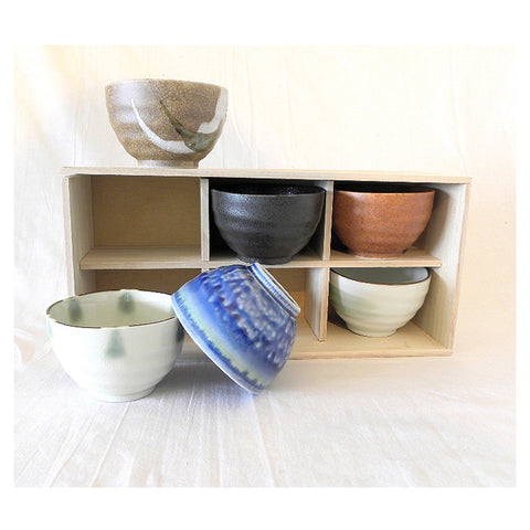 Set of 6 Bowls