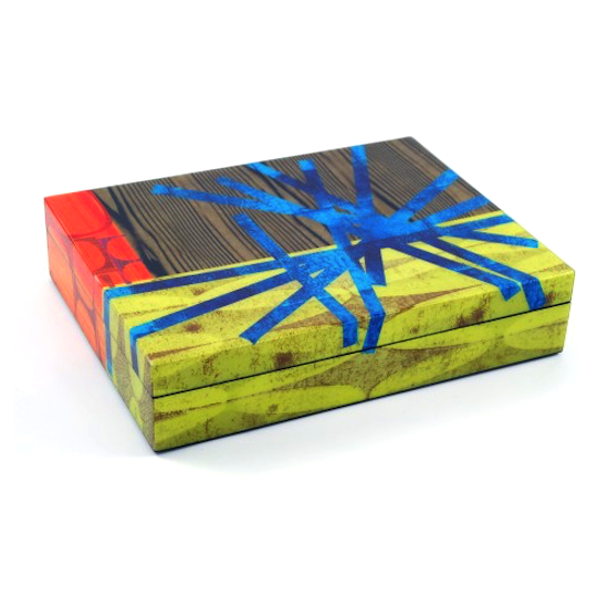 Rex Ray Bijouterie Lacquer Boxes