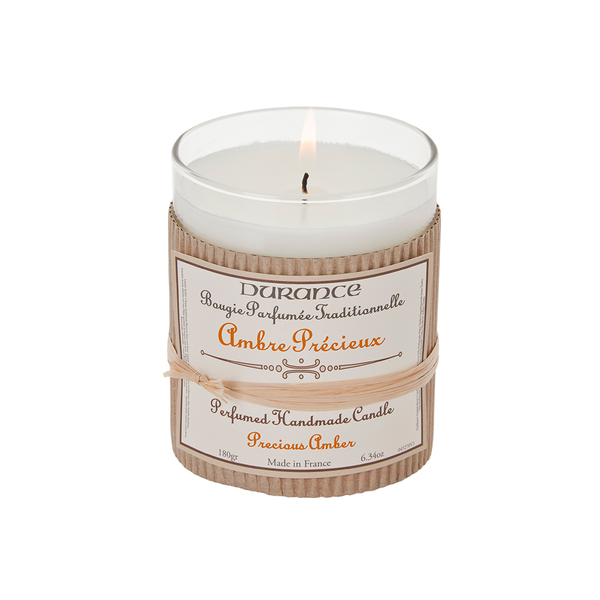Scented Candle - Precious Amber