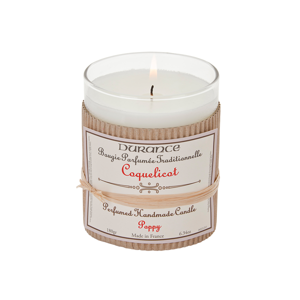 Scented Candle - Poppy