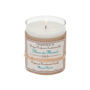 Scented Candle - Monoi Flower