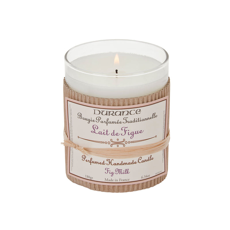 Scented Candle - Fig Milk