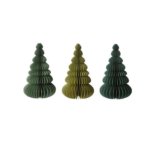 Paper Evergreen Tree - Small