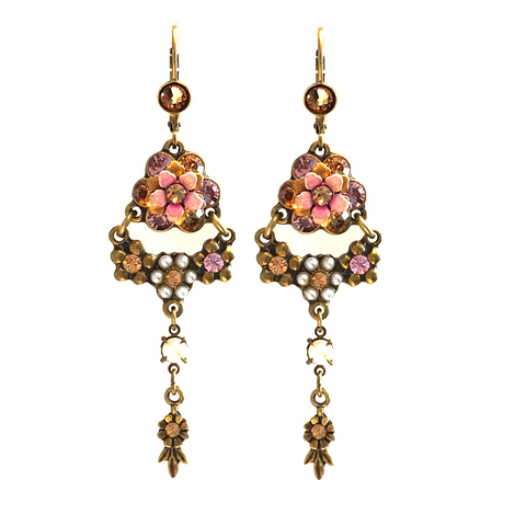 Gourmet Floral Post Earrings