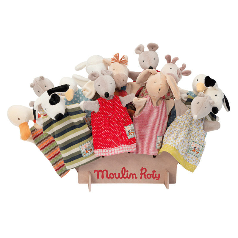 La Grande Famille Puppet Sheep Albert