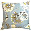 Floral Linen Cushion - Large Square