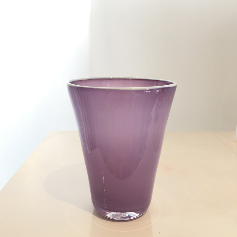 Opaque Conical Tumblers
