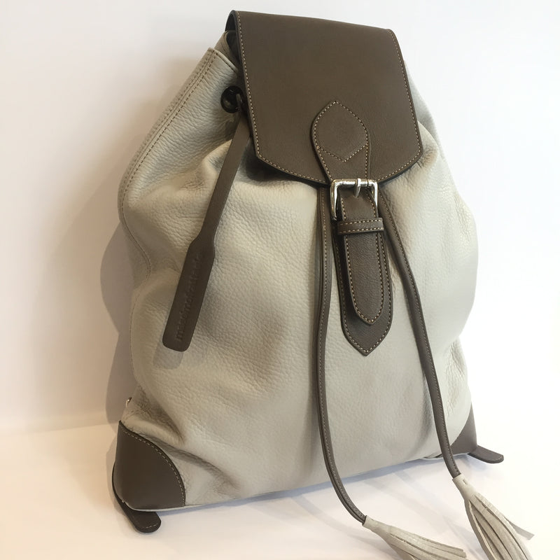 Daiquiri Backpack Cenere with Taupe